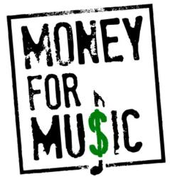 money for music